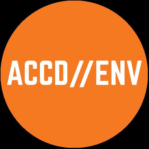 ENV // ACCD